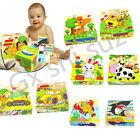 Wooden 3D Cartoon Blocks Puzzle Varies Design Education Toys For Kids Baby