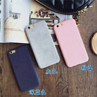 Slim Luxury Fiber Ultra-thin Soft Back Case Cover For Apple iPhone 6/6S/ 7 Plus