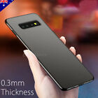 For Samsung Galaxy S10 S9 Plus Note 10 9 Case Shockproof Thin Slim Matte Cover