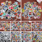 100pcs Lot Skateboarding Laptop Graffiti Bomb Vinyl Decals Dope Car Stickers New