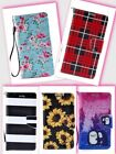 Chevron PU Leather Wallet Phone Protector Cover Case for Samsung Galaxy S7 edge