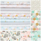 Sweet Dreams, by Blend, Pinks, Greys & Blues, 100% Cotton, Fabrics OR Bundles