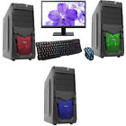 Ochw Gaming Pc Computer Tower With Hd Monitor Amd A6 Dual Core Radeon Graphics 1