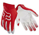 17287-003  Fox Airline Moth Adult MX ATV Motorcycle Off Road Red Gloves