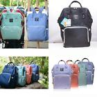 Mummy Maternity Bag Large Bag Travel Backpack Changing Diaper New Children Baby