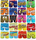 3 Pack Mens Funny Boxer Shorts Rude Designer Novelty Trunks Underwear New Gift