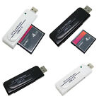 High Speed USB2.0 CF Card Reader Compact Flash card reader With LED Indicator