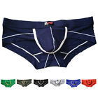 Cheap Mens Low Rise Y-Front underwear Short Briefs Mini Underpants Trunks S-XL