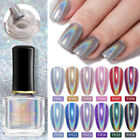 6ml Nail Polish Holographic Shiny Effect Nail Art Laser Holo Polish Varnish Tips