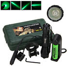 Tactical 5000LM Q5 Green LED Military Flashlight Torch Rifle Light 18650 Lamp for sale  China