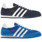 adidas New Man's Originls Dragon Sneakers Trainer Retro Trefoil 3 Stripes