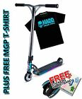 Madd Gear VX7 Team Limited Edition Scooter - Neochrome /Black + Free MGP T-Shirt