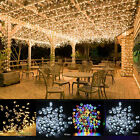 10/20/30/40/50M Starry LED String Fairy Lights Indoor Outdoor Waterproof Bright