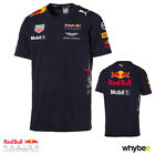 New! 2017 Red Bull Racing Formula One Mens Team T-Shirt Official Puma F1 Range