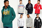 New Mens Superdry Hoodies Selection - Various Styles. 1807