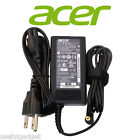 Original OEM Acer 65W~90W AC Charger Adapter For Aspire Extensa Ferrari series
