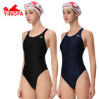 YINGFA Womens girls Competition training swimsuit 922  S M L XL XXL