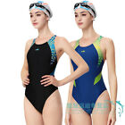 YINGFA Womens girls Competition racing training swimsuit 946