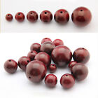 Wholesale 6mm~30mm Round Rosewood Spacer Wooden Loose Beads DIY Jewelry Findings