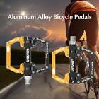 Lixada Bicycle Pedals Aluminum Alloy MTB Road Bike Pedals Cycling Pedals H4N6