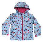 Girls Kids My Little Pony Rainbow Unicorn Childrens Hooded Fleece Jacket Coat