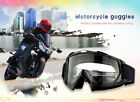 Motorcycle Anti-Dirt Riding Goggles UV-resistant Outdoor Skiing Glasses Eyewear