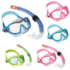 AQUA LUNG SPORT CHILDRENS REEF 2 DX 2-PIECE SNORKEL & MASK SET FOR KIDS JUNIOR