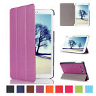 For Samsung Galaxy Tablets Ultra Slim Compact Stand Flip Leather Fold Case Cover