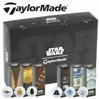 TaylorMade Golf Burner Soft 2-Piece Mens Golf Balls - Star Wars Character C3P0