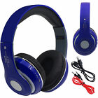 Bluetooth Stereo Headset Foldable Wireless Headphones Mic For iPhone Samsung HTC New