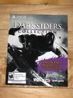 Darksiders Collection Season Pass Armor Set/Forge DLC code voucher Playstation 3