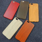 Ultra Thin Slim Retro Wood Grain Case Soft Back Cover For iPhone Universal Hot