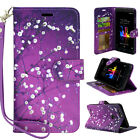 For ZTE Sequoia/ZTE Blade Z Max Wallet Pouch Case Phone Protector Cover Folio