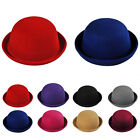 New Vintage Hat Womens Mens Outdoor Small Round brim Dress Sun Cap Hats 8 Colors