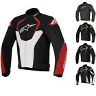 Alpinestars T-Jaws WP v2 Motorcycle Jacket Motorbike Thermal Waterproof Armour