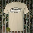 New Chevy Realtree Bowtie Chevrolet Camo Mens Vintage Sign T-Shirt