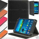 """Universal PU Leather Grip Stand Case Cover For All 7"""" 7 Inch Tablet Tab Android"""