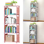 Внешний вид - Hot Books Storage Rack 5 Layers Kids Bookcase Creative Combination Display Shelf