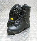 Genuine British Army Goretex Cold / Wet Weather Assault Black Leather Boots