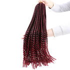 20inch Crochet Braids Goddess Locs Synthetic Braiding Hair Ombre Hair Extensions