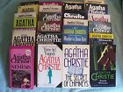 AGATHA CHRISTIE 24 PAPERBACKS MYSTERY LOT / COLLECTION фото