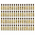 Dolls House Apothecary Set Of 64 Herb Long Sepia Label And Bottles
