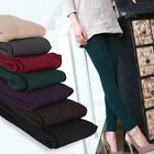Winter Autumn Warm Thick Tights Stocking Stretchy Footless Pants Socks Jegging