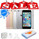 Apple iPhone 6+ Plus-16- 64GB Factory Unlocked GSM Smartphone Gold Gray Silver A