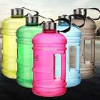 2.2L Large BPA Free Plastic Sport Gym Training Drink Water Bottle EN24H