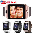 US DZ09 Bluetooth Smart Watch Phone SIM Card For Android/IOS HTC Samsung LG HTC