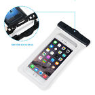 Universal Waterproof Armband Case CellPhone Dry Bag Pouch For iPhone 6S,6,7,plus