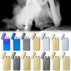 Double Pulse Windproof Lighter Flameless Electric Plasma Torch USB Charge Metal