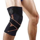 Knee Support Breathable Sleeve Compression Knee Brace For Running Jogging Sports