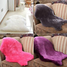 Fluffy Rugs Anti-Skid Shaggy Soft Rug Dining Room Carpet Floor Mats Home Bedroom